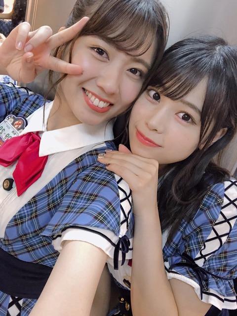 【AKB48】吉川七瀬と清水麻璃亜どっち派?【チーム8】