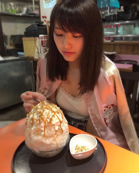 【元AKB48】なーにゃのお胸がけしからん!【大和田南那】