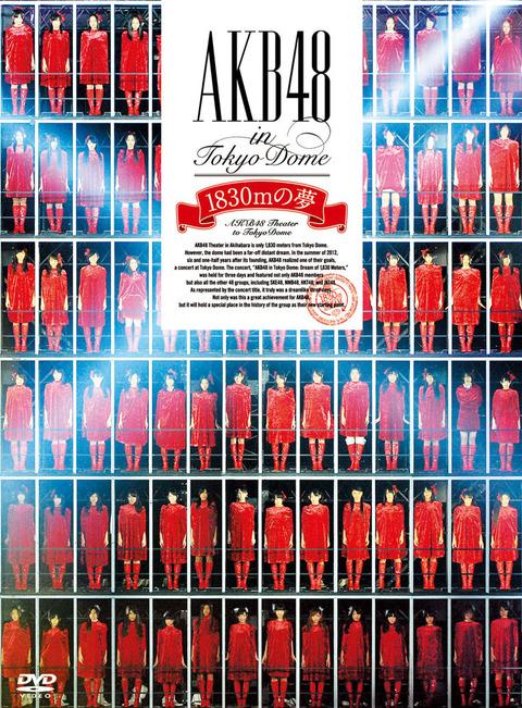 【AKB48G】2012東京ドームコンサートでの組閣ってカオスすぎたよな