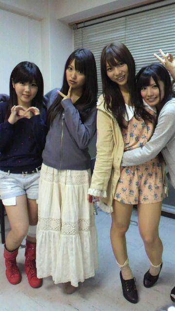 【AKB48G】悪い意味じゃなくもう限界だろってメンバー3人