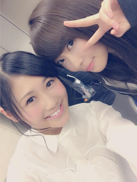 【AKB48】西野未姫「りの(指原莉乃)と写真撮ったやでー!」