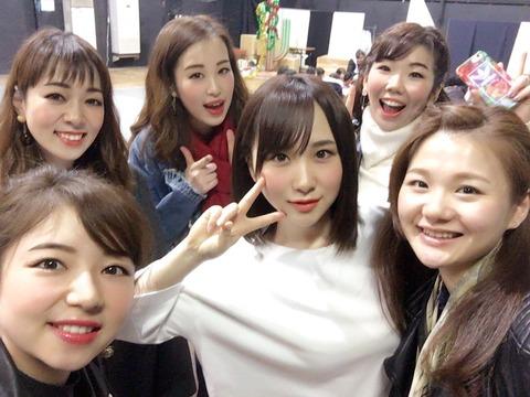 【AKB48】TJDSBこと高橋朱里のおっぱいがとんでもない事に・・・