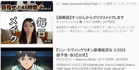 【朗報】指原莉乃さん、すっぴんメイク動画が一日で100万再生突破!!!