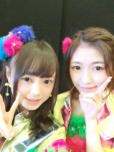 【元AKB48】樋渡結依ちゃん、友達に「松井珠理奈ちゃんって凄いんだよ❣」と力説されてまゆゆさんの可愛さに気付くwww