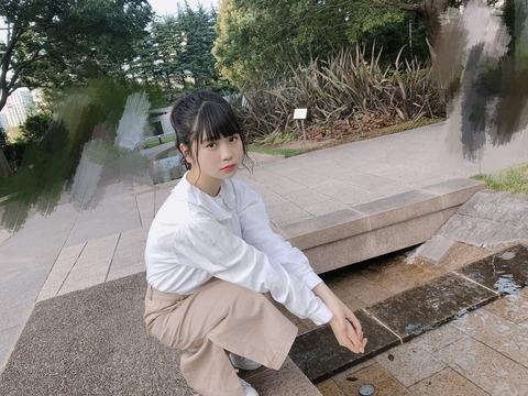 【SKE48】ポニーテールにした小畑優奈ちゃんも可愛すぎると話題に!!!