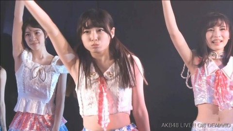 【AKB48】久保怜音ちゃんのお腹がエロいwwwwww