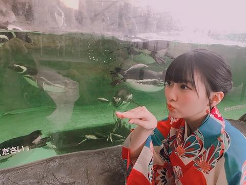 【AKB48G】ゆななとかみくりんみたいなメンバーに甘えたい【小畑優奈・田中美久】