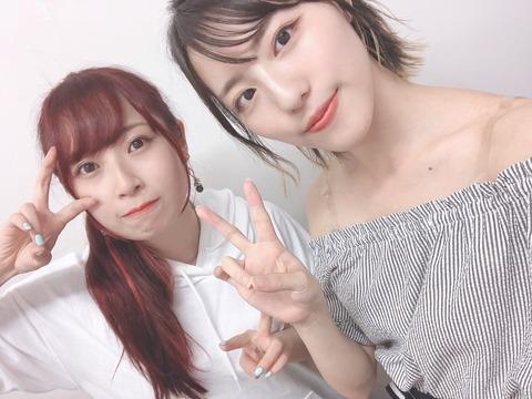 【悲報】高柳明音さん、ヲタの娘に卒業の情報を流していたwwwwww