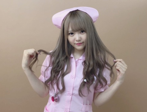 【画像】SKE48専属看護師がエロい件【白雪希明】