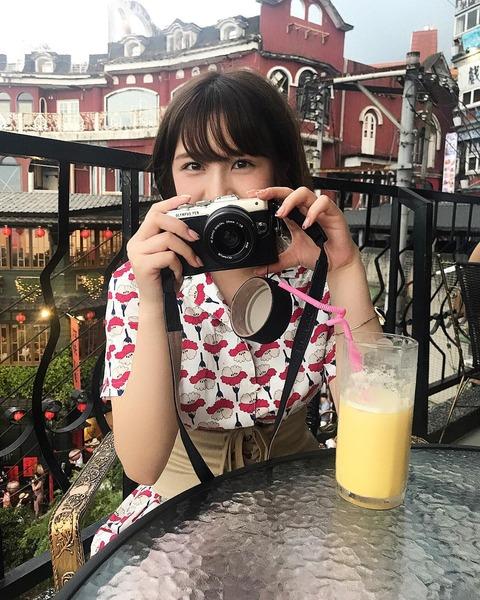 【画像】大和田おっぱいボインボイン in Taiwan【大和田南那】