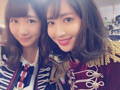 【AKB48】卒業するつもりのない柏木由紀さん「AKBまだまだ頑張ります」