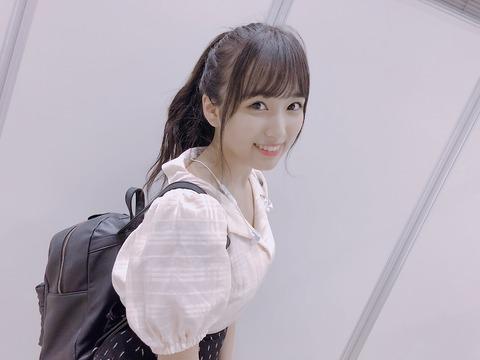 【HKT48】矢吹奈子ちゃんのお●ぱいが成長している!!!