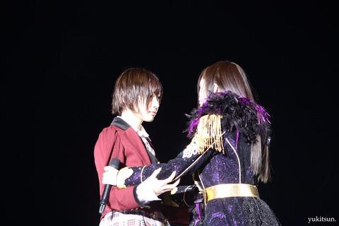 【NMB48】さや姉の後継者は夢莉!引き継ぎの瞬間がこちら!!!【山本彩・太田夢莉】