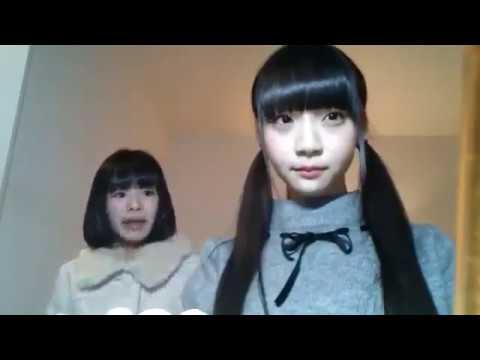 【HKT48】おかっぱがSHOWROOMで新曲をネタバレしてしまった時の反応www【高倉萌香】