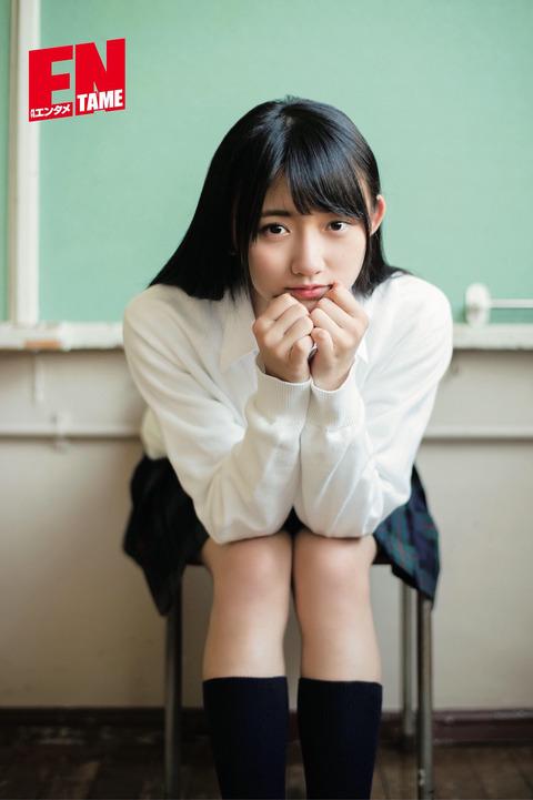 【画像】STU48にガチの美少女を発見したんだが
