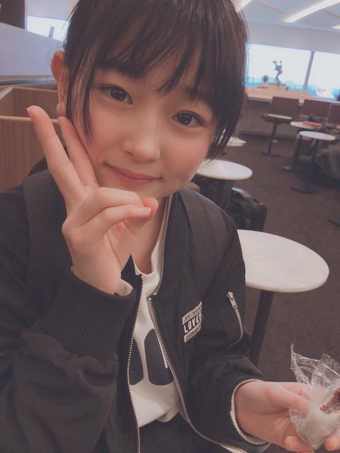 【悲報】HKT48松岡菜摘さん、13歳の女児を誘拐・・・