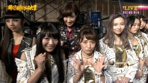 【レコ大】ぱるるが大変身して復活!!!【AKB48・島崎遥香】