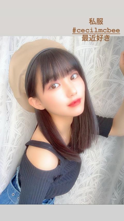 【朗報】HKT48田中美久ちゃん、18歳を前にしてお●ぱいを出すのが待ちきれない模様www【みくりん】
