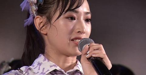 【AKB48】チーム8歌田初夏が活動セーブを発表