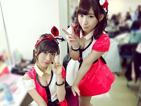 【AKB48】はるきゃんがどエロイ服を着たがっている件【石田晴香】