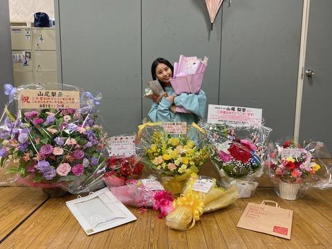 【大悲報】 NMB48劇場、照明の故障で山尾梨奈の卒業公演が延期に