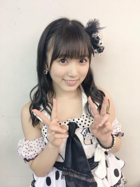 【HKT48】みくりんばっかエロいって言われてるけど奈子ちゃんも十分エロイよな【田中美久・矢吹奈子】