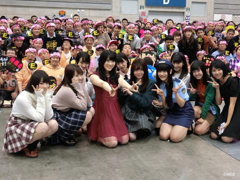【AKB48G】なんでお前らもっと清潔な格好でイベント来ないの?