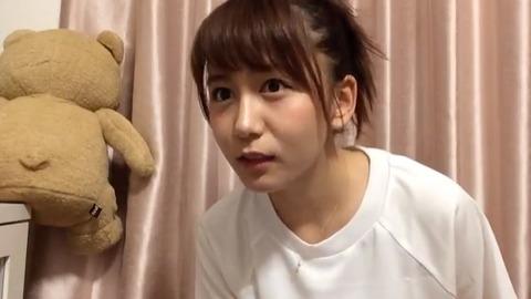 【SKE48】みなるん、机の角でのアナル攻めをSHOWROOMで披露www【大場美奈】