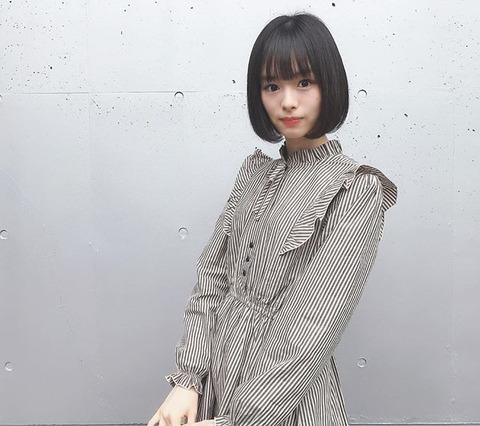 【朗報】おかっぱちゃん育成成功【NGT48・高倉萌香】