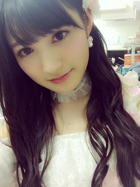 【HKT48】神志那結衣と渋谷凪咲【NMB48】