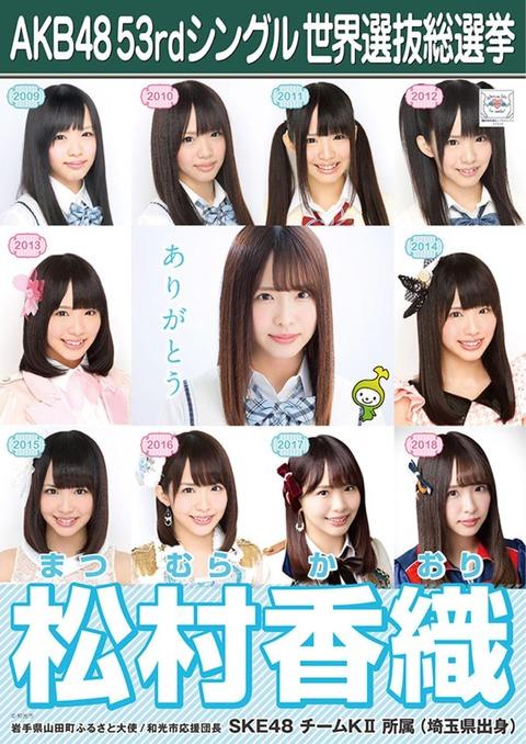 【SKE48】松村香織、Google+に選対コミュ作って怒られたので、今度は755に作ってみる