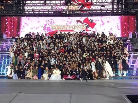 【衝撃】AKB48がまだ第一章だった件