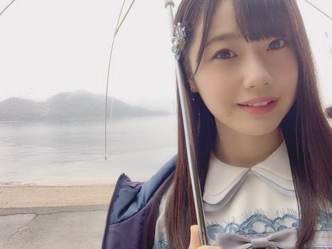 【悲報】STU48瀧野由美子さん、病む「私はいてもいなくてもいい存在」