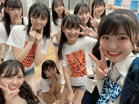 【NMB48】7期生可愛い子多いね