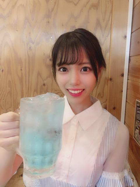 【STU48】のんある気分美味しいなそ♪の岩田陽菜ちゃんに今度はガチ飲酒疑惑www
