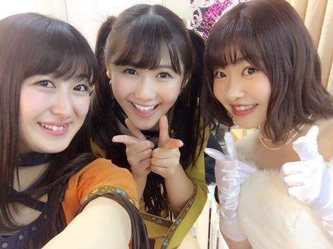 【AKB48】西野未姫「卒業を決意するまで、いずりなが相談に乗って、怒ってくれた。」【伊豆田莉奈】