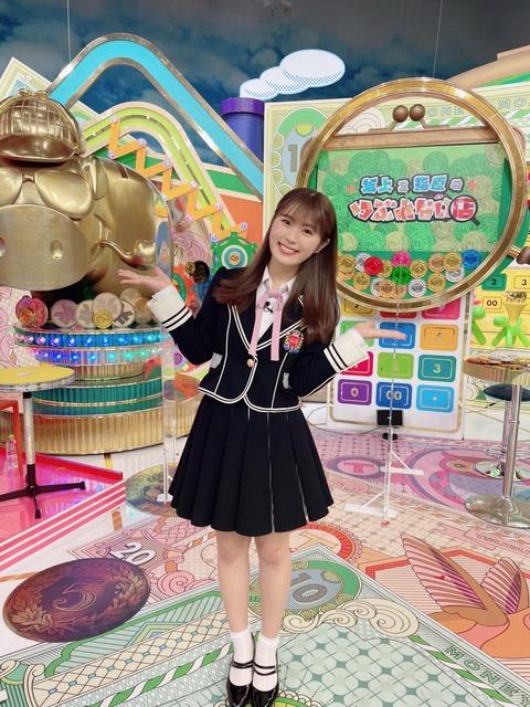 【NMB48】渋谷凪咲の給料の多さに指原莉乃と坂上忍が驚く!「えっそんなに?」
