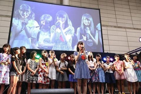 【AKB48】8/22(土)ナゴヤドーム全国握手会にて「ライブ」「ステージイベント」を無料開放