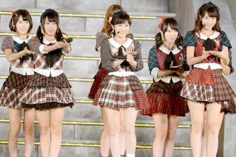 【AKB48】もう高橋朱里が秋選抜に入っても文句ないよね