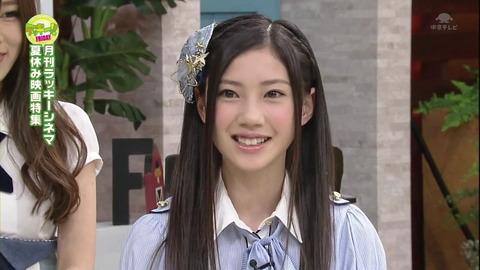 【超絶朗報】SKE48北川綾巴「初恋とかしたことない」