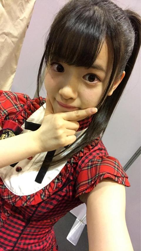 【画像】AKB48武藤小麟ちゃんの自撮りwwwwww