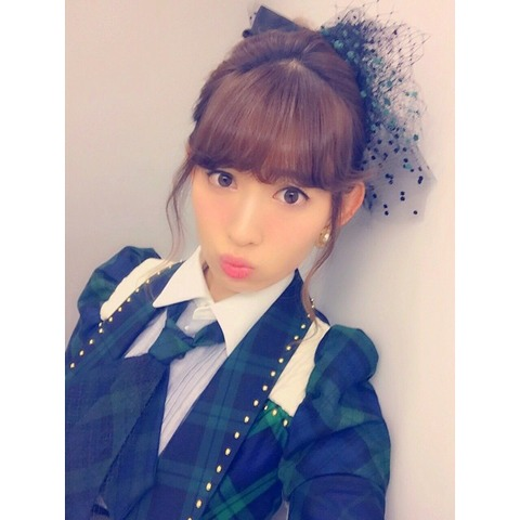【AKB48】小嶋陽菜、紅白での卒業発表とヌード写真集を決意