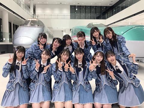 【朗報】指原莉乃プロデュース≠ME(ノイミー)、デビューミニアルバムがいきなりオリコンアルバムチャート1位!!!