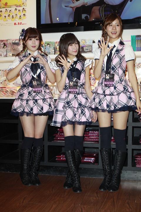 【AKB48】みゃおとはるきゃんを並べるのはやめろ【宮崎美穂・石田晴香】