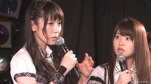 【AKB48】松井咲子、チームA公演にて卒業発表
