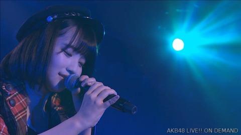 【AKB48】ドラフト3期研究生・矢作萌夏「虫のバラード」を熱唱