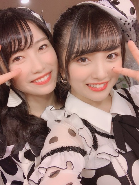 【AKB48】横山由依が卒業時期を示唆 「後継者にグループを任せられると思ったら、卒業しようと思います」