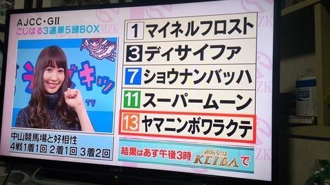 【朗報】小嶋さん、また三連単を的中させる【AKB48・小嶋陽菜】