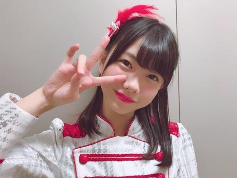 【朗報】えりぃちゃんが女の顔になってきた【AKB48・千葉恵里】
