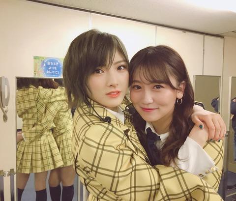 【AKB48】こじまこと岡田のコンビがほっこり【小嶋真子・岡田奈々】